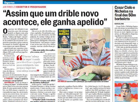 Jornal A Tribuna, do Espírito Santo.