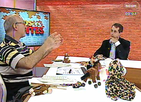 Mãos e Mentes, TV COM (2013)