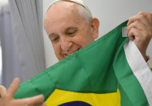 Habemus papam no Brasil (Zero Hora)