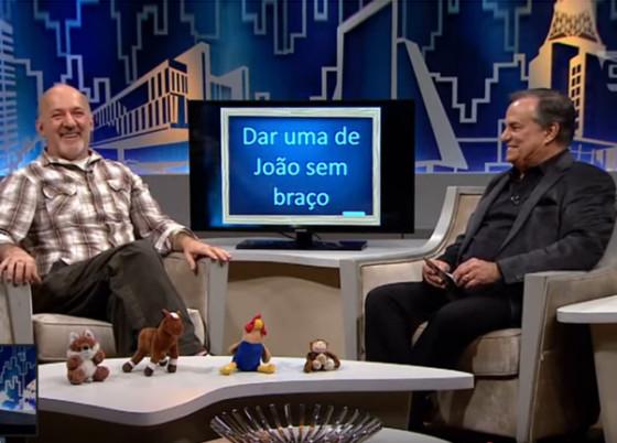 Professor e escritor gaúcho Ari Riboldi vem ao Todo Seu para explicar a origem de alguns ditados e expressões populares da nossa língua.